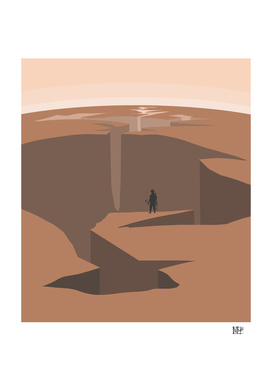 Journey into the canyons