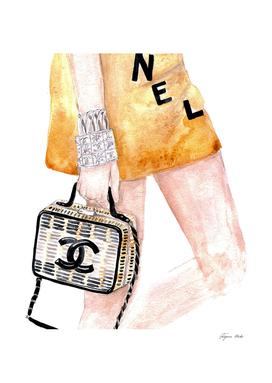 Fashion brand bag