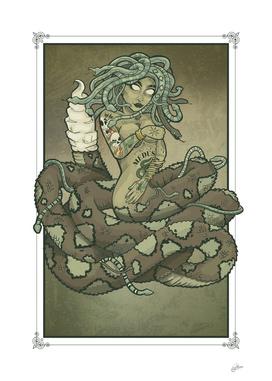 Single medusa