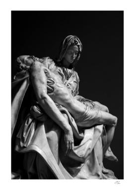 Pieta by Michelangelo II