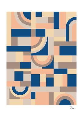 Soft & Blue Blocks