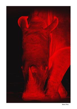 Rhino neon red 6085