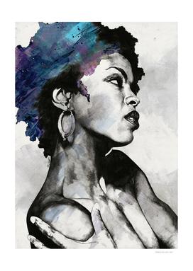 Miseducation | Lauryn Hill tribute portrait