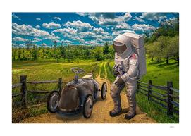 NASA Road