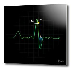 Living on a Heartbeat