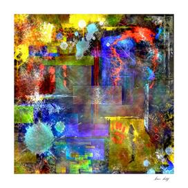 Modern Trendy Abstract Art