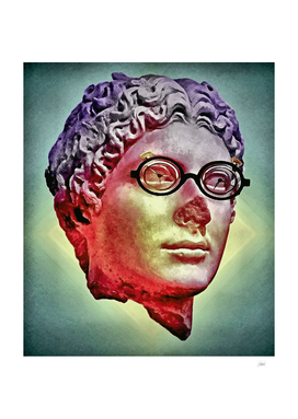 Emperor's Wife with Glasses