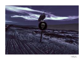 Death Road Dark Scene