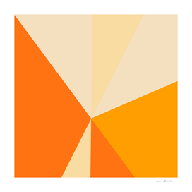 Tetrachromatic orange vs saffron