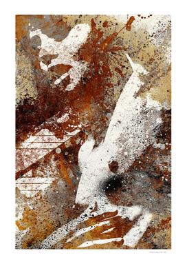 Imperium II | spray paint graffiti erotic painting