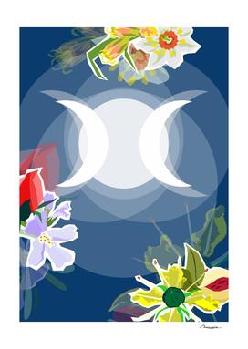 Triluna - The triple moon