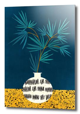 Night Palm Blues