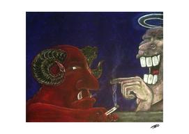 Laugh At The Devil
