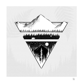 Mountains Ink