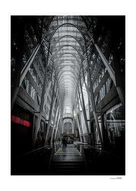 Allen Lambert Galleria Toronto Canada No 3 Color Version
