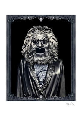 Freaky New Rich Portrait Digital Art Artwork