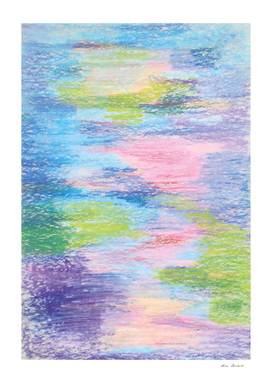 Pastel abstract 1