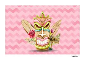 Aloha! Girlish Pink