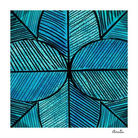 Chakra Leaf Minimalism
