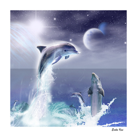 Dolphins and Planets