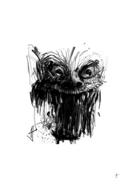 Sketch of The Devil