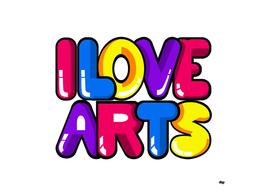 I Love Arts CMYK
