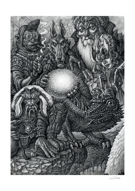 Intergalactic Shamans