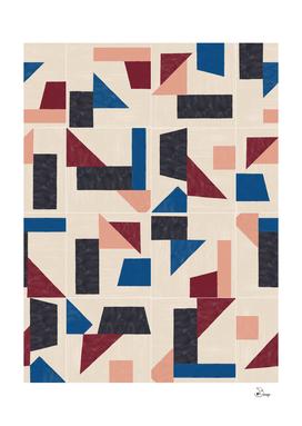 Tangram Wall Tiles 03