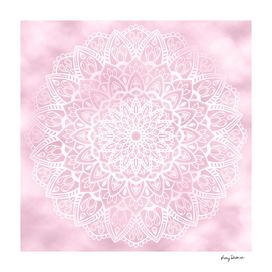 Pink Sky Mandala