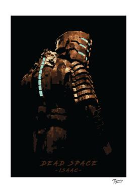 Dead space Isaac