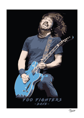 Foo Fighters dave
