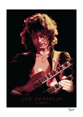 Led Zeppelin Jimmy