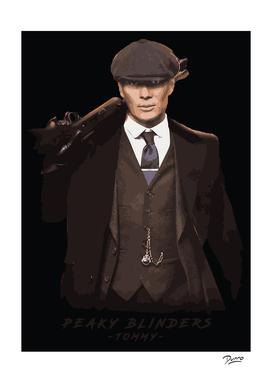Peaky Blinders Tommy