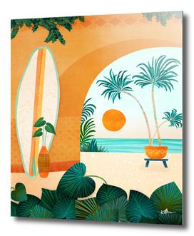 Seaside Surf Retreat