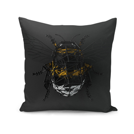 3d Abstract Bee