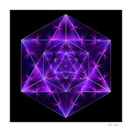 Merkaba - Cube Metatron