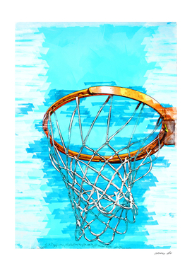 Perfect Basketball Hoop Shot Trio One