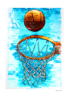 Perfect Basketball Hoop Shot Trio Two