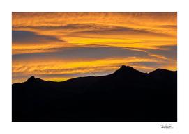 Mirador de Las Aguilas Viewpoint, Patagonia, Argentin