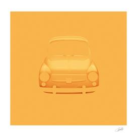 Fiat 600 gold