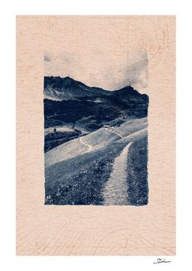 CLASSIC BLUE / Mountain Path