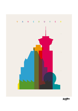 Shapes of Vancouver