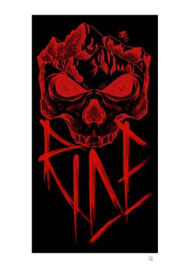 Ride Skull