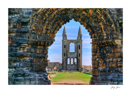 Abbey Ruins at St Andrews
