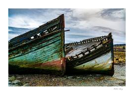 Arran Shipwreck