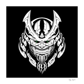 Cyber Samurai mask