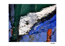 marine reflection