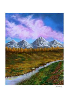 Creek Mountains
