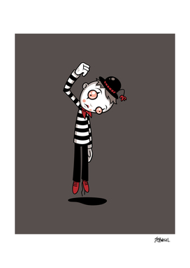 Bestest Mime Ever