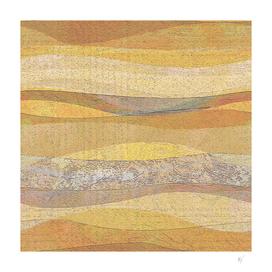 Ginger Sandstone Rolling Hills